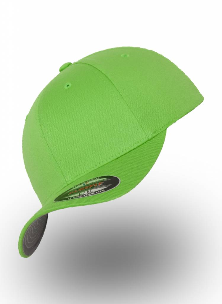 Yupoong Baseball Cap Fitted Fresh Green