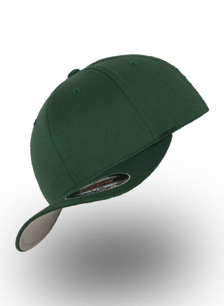 Yupoong Baseball Cap Fitted Spruce
