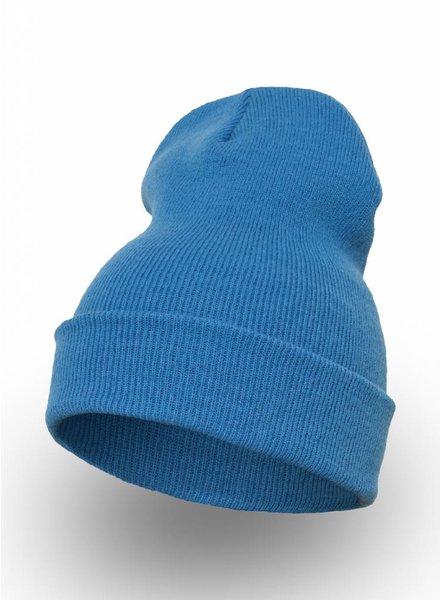 Yupoong Custom Beanie Carolina Blue