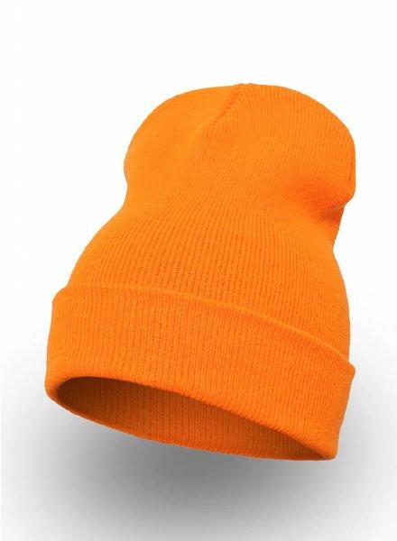 Yupoong Custom Beanie Orange