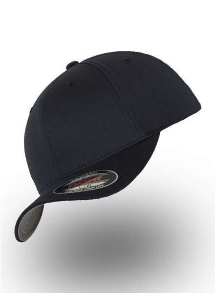 Yupoong Baseball Cap Fitted Dark Navy