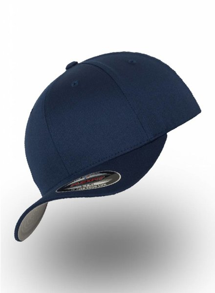 Yupoong Baseball Cap Fitted  Navy