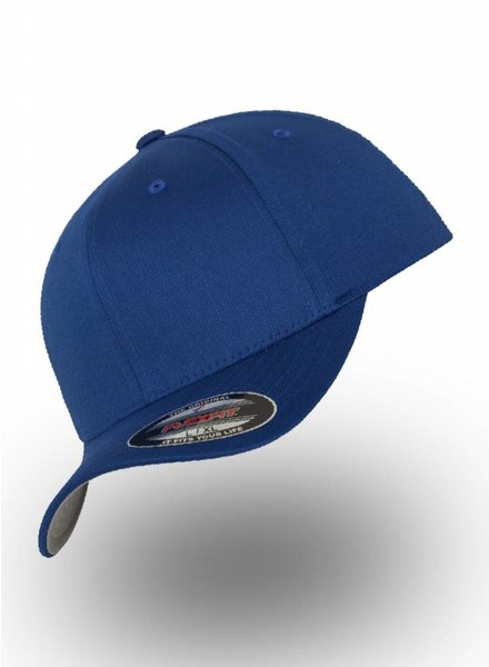 Yupoong Baseball Cap Fitted  Royal