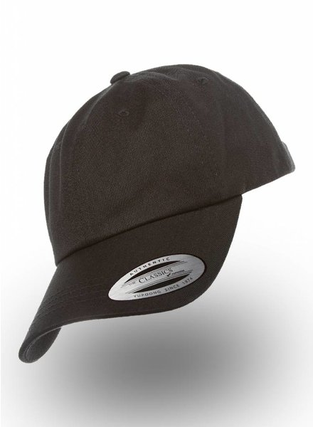 Yupoong Dad Cap black