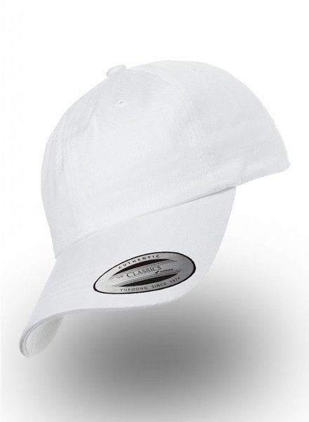 Yupoong Dad Cap white