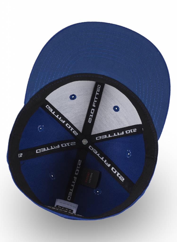 Flexfit by Yupoong Fitted Cap Royal blue