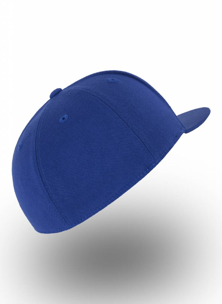 Yupoong Fitted Cap Royal blue