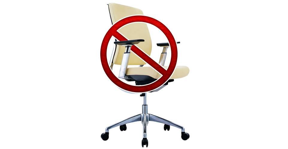 Fit op kantoor: het gevaar van zitten