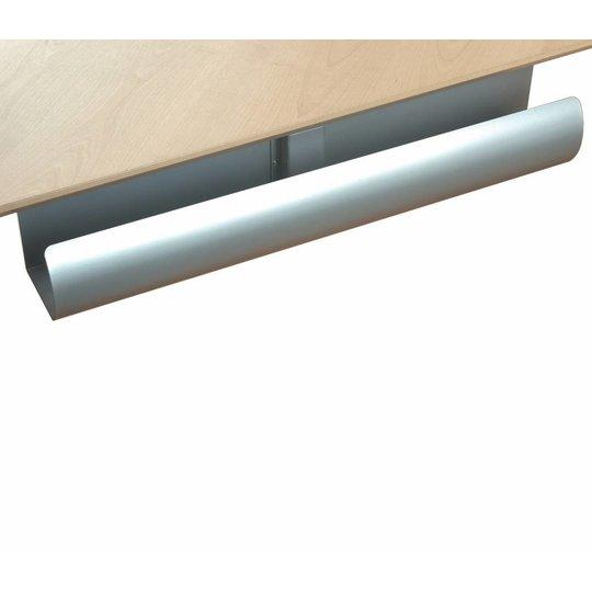 LiftPipe Kabelgoot zilvergrijs