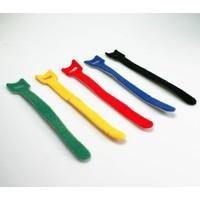 Marker Klittenband Kabelbinders (mix 10 per stuk)
