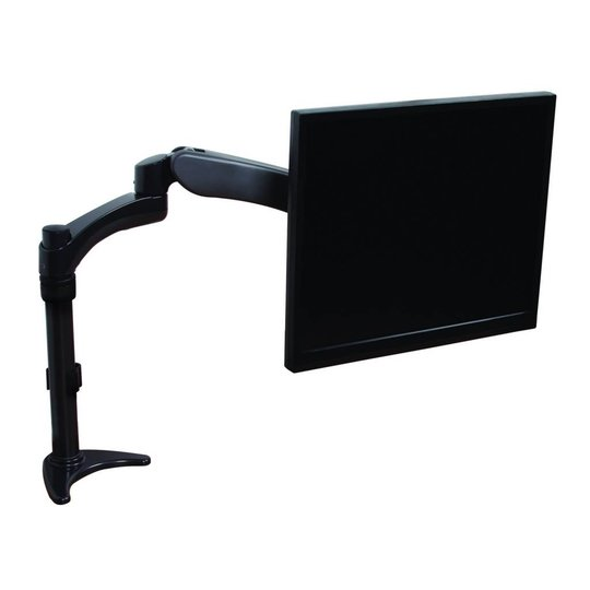 B-Tech BT 7383 Full Motion Double monitor arm 10-24''