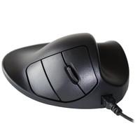Handshoemouse bedrade rechtshandige ergonomische muis