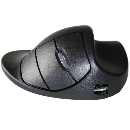 Handshoemouse draadloze rechtshandige ergonomische muis