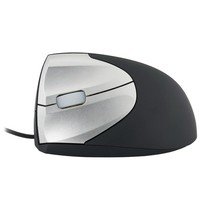 Minicute SRM EZ Mouse bedrade linkshandige ergonomische muis