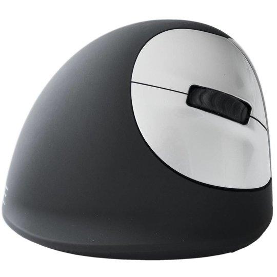 HE Mouse draadloze rechtshandige ergonomische muis