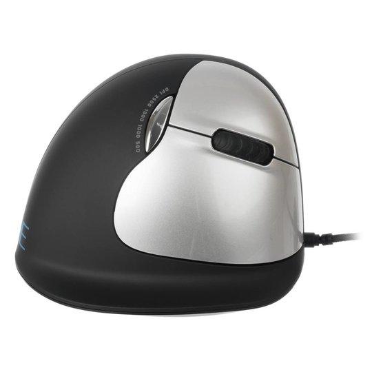 HE Mouse Large bedrade rechtshandige ergonomische muis
