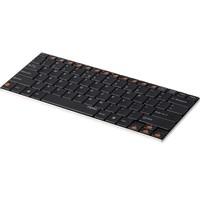 Rapoo E6100 zwart bluetooth tablet toetsenbord