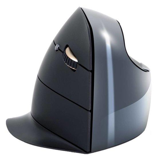 Evoluent C antraciet draadloze rechtshandige ergonomische muis