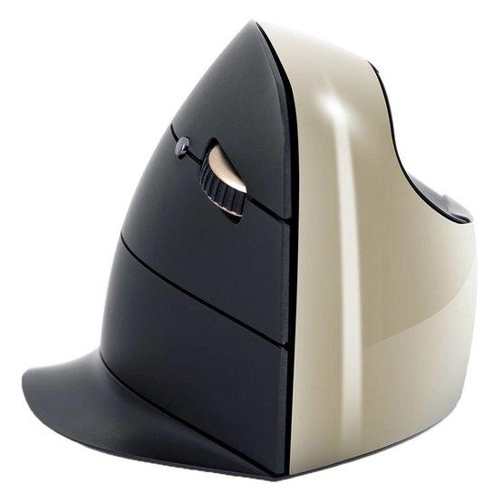 Evoluent C lichtgoud draadloze rechtshandige ergonomische muis