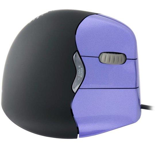 Evoluent VerticalMouse 4 Small bedrade rechtshandige ergonomische muis
