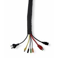 ZipZ Kabelgeleider zwart