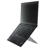 R-Go Riser Attachable laptopstandaard zwart