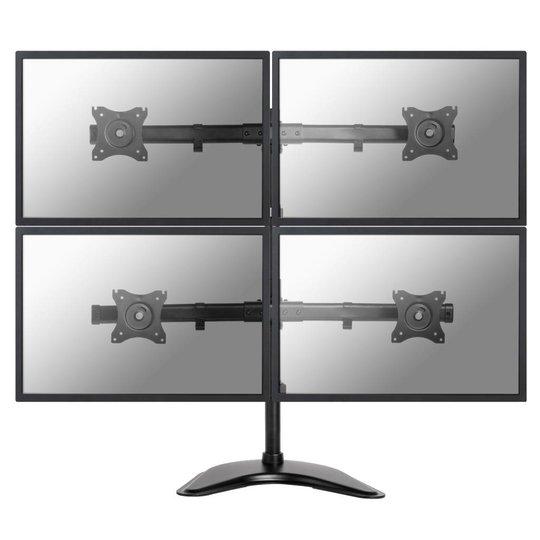 NewStar NM-D335D4BLACK monitor arm 10-27''