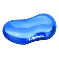 Fellowes Crystals Flex polssteun blauw