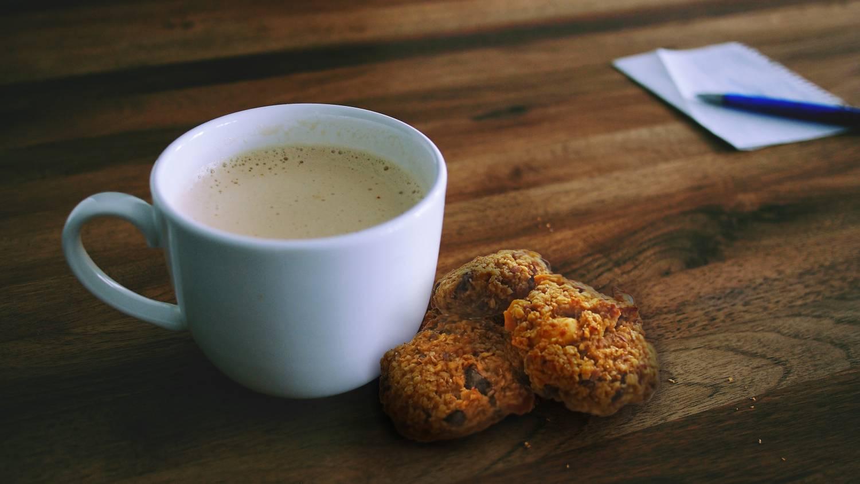 Maak je eigen gezonde snacks: havermoutkoekjes