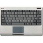 Adesso SlimTouch 4000 draadloos compact toetsenbord zilver