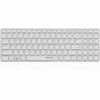 Rapoo E9100P 5GHz ultra-slim draadloos toetsenbord wit