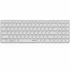 Rapoo E9110P ultra-slim draadloos toetsenbord wit