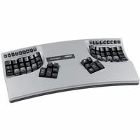 Kinesis Advantage2 toetsenbord zilver
