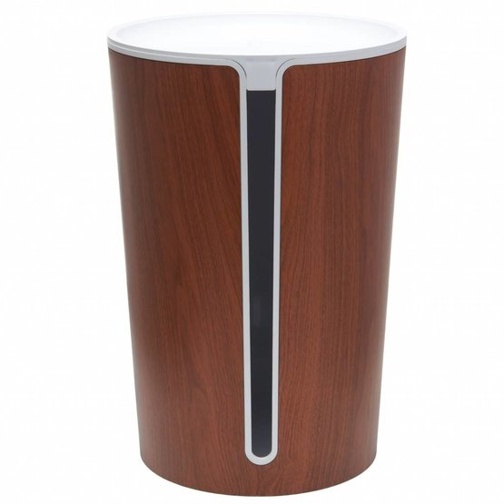 Bluelounge CableBin kabelbox Dark Wood