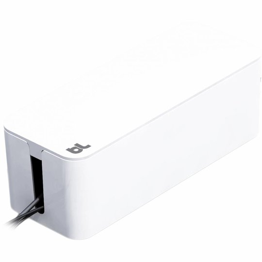 Bluelounge CableBox Wit