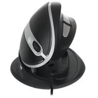 Oyster Large bedrade links/rechts ergonomische muis