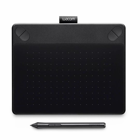 Wacom Intuos Art Pen & Touch Small Black tekentablet