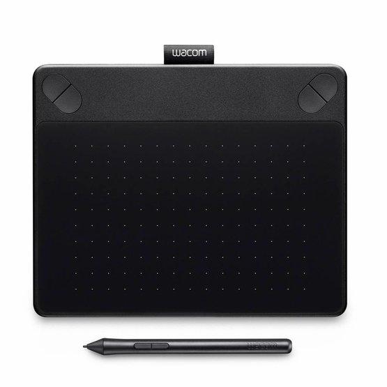 Wacom Intuos Comic Pen & Touch Small tekentablet Black