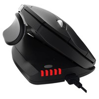 Contour Unimouse bedrade linkshandige ergonomische muis