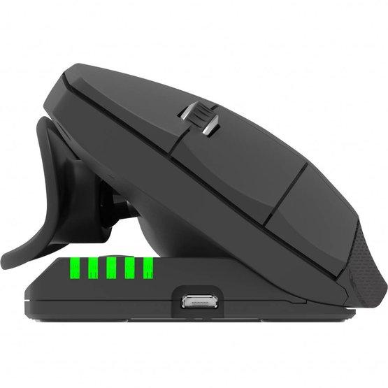 Contour Unimouse draadloze linkshandige ergonomische muis