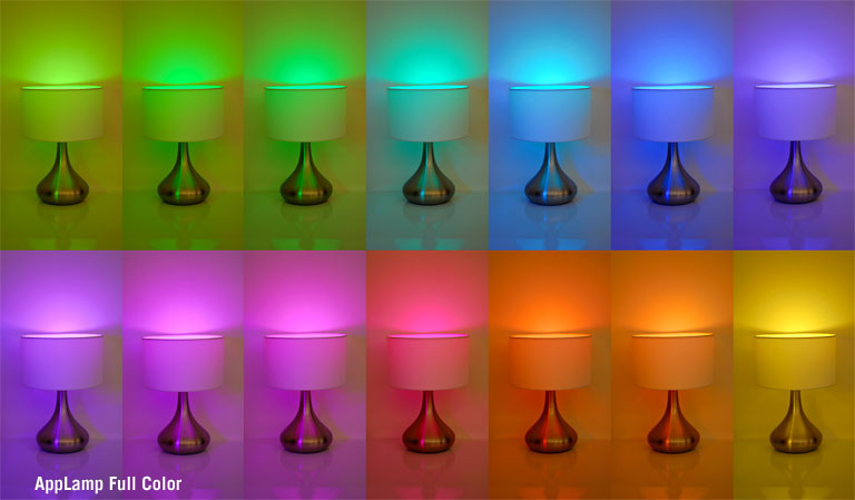 full color bulb