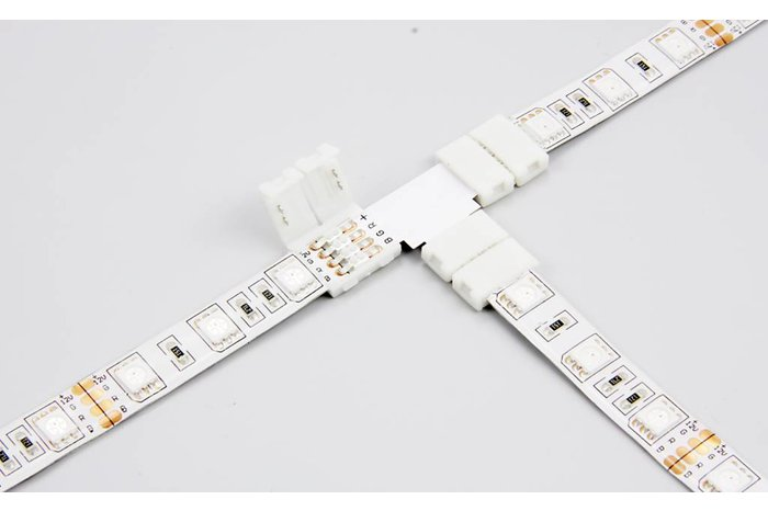 RGB LED strip T-connector