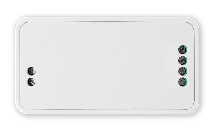 Dimbare LED strip set Warm Wit 5 m. 300 leds 72W RF remote