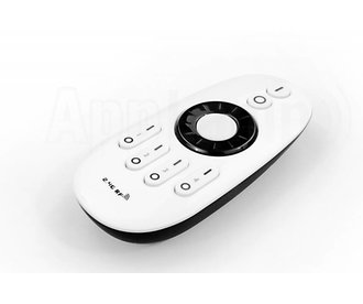 Mi·Light Remote Dual White, 4-kanaals met Jog Shuttle