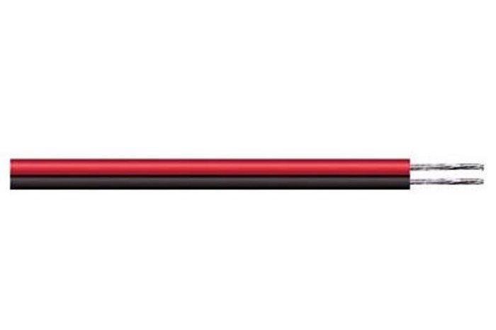 2-aderige kabel voor ledstrips 0,75 mm²