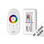 RF RGBW controller met remote