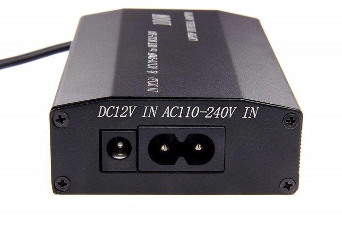 Universele adapter DC 12-24Volt 100Watt