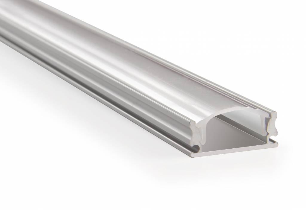 Aluminium ledstrip profiel