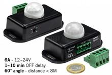 Pir bewegingsmelder bewegingssensor voor led verlichting for Bewegingssensor voor led verlichting