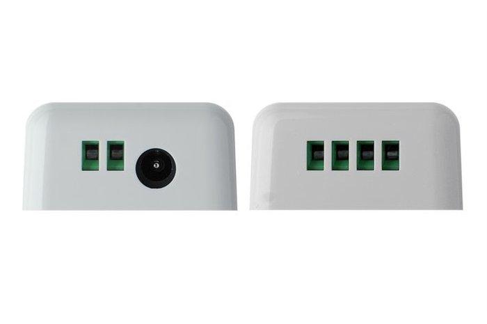 MAANDAANBIEDING! van €93 voor €69 , Dimbare LED strip set Extra Warm Wit 5 m. 300 leds 72W RF remote